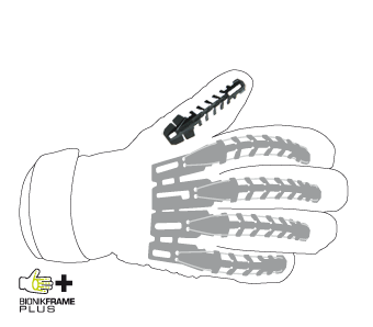 Gants - BionikFrame Plus - Uhlsport