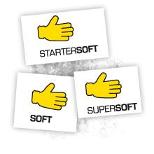 Gants Uhlsport - Startersoft - Supersoft - soft