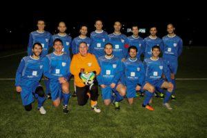 Les lions de Ménilmontant - football