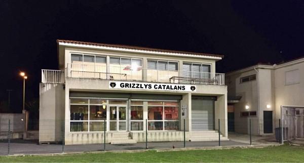Le club house des Grizzlys.