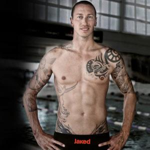 Le nageur Frederic Bousquet Jaked