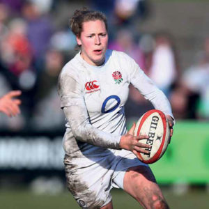 joueuse de rugby amber reed