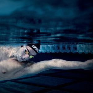 bonnets de bains arena natation