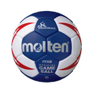 Molten, le ballon officiel de l'équipe de France de handball